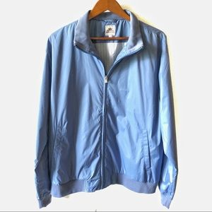 Peter Millar water / wind resistant bomber jacket